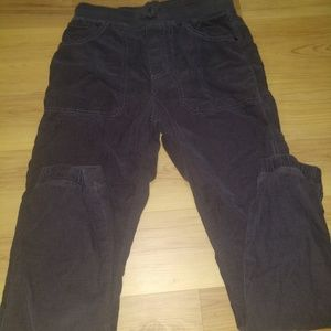 Gymboree corduroy boys pants, size 14